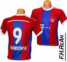 koszulka Monachium Lewandowski 9