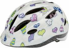 Alpina Gamma - Kask rowerowy dziecięcy, 46-51cm - Herarts (46-51cm)