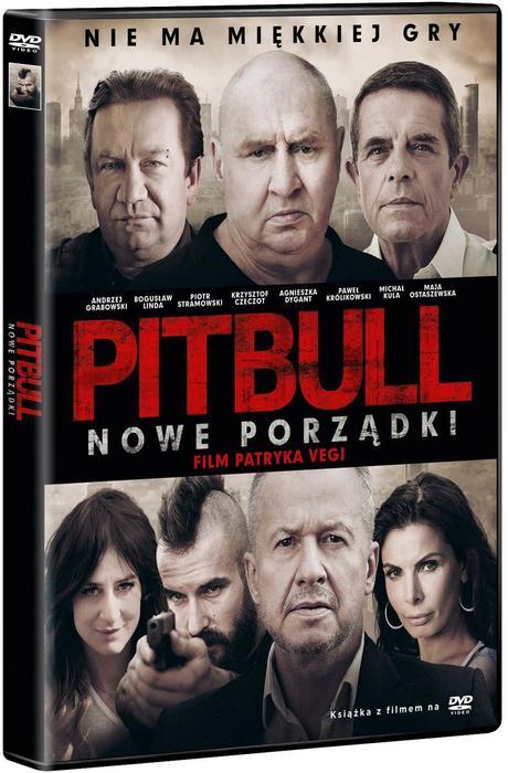MCD Pitbul.l Nowe porządki DVD