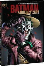 Zabójczy żart Batman DVD) Sam Liu