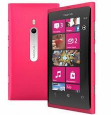 Nokia Lumia 800 Różowy