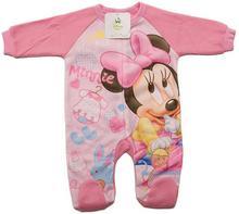 Disney MINNIE Słodkie śpioszki z małą Myszką Minnie, Playfull Różowy