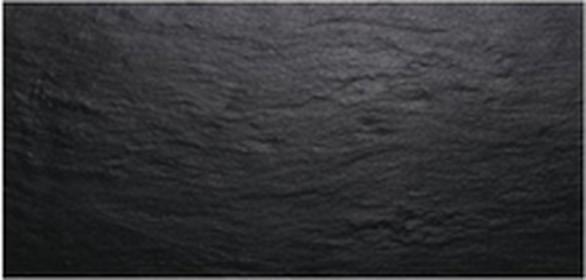 AlfaluxArdesia Płytka podłogowa 30x60 Czarny Matowa