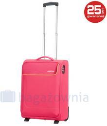 Samsonite AT by Mała kabinowa walizka AT FUNSHINE 75506 Różowa - różowy