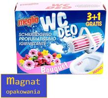 Meglio Wc Deo Kostka 3+1