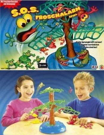 Mattel Hop Hop żabki M5754