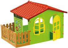 Mochtoys domek z płotkiem
