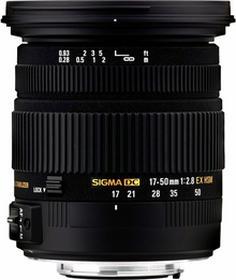 Sigma17-50mm f/2.8 EX DC OS HSM Nikon