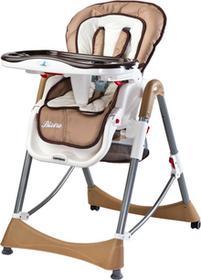 Caretero IKS 2 krzesełko do karmienia Bistro Beige