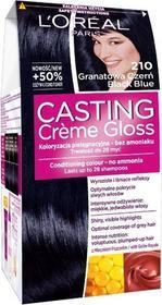 Loreal Casting Creme Gloss 210 Granatowa Czerń