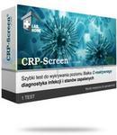 2.VedaLab CRP Screen test płytkowy do wykrywania poziomu białka C-reaktywnego 1 sztuka 1126341