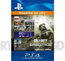 Call of Duty: Infinite Warfare - Sabotage DLC PS4 - wersja cyfrowa