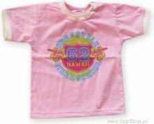 T-shirt Olo róż 110