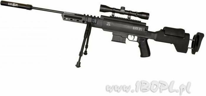 Norica Wiatrówka Black Ops Sniper 4,5mm NA19