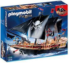 Playmobil Piracki statek bojowy 6678