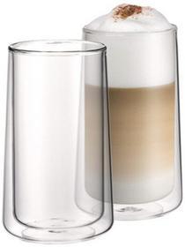 WMF Zestaw 2 szklanek do latte 13 cm WMF Coffee Time 0932482000