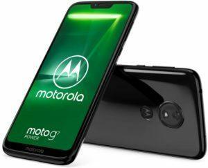 Motorola Moto G7 Power 64GB Dual Sim Czarny