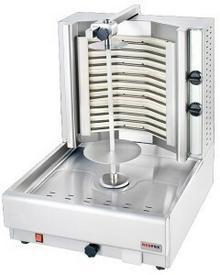 RedFox Kebab, GRILL ELEKTRYCZNY - 4,9 kW DE - 1 A