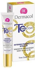 Dermacol Time Coat Intense Perfector Eye&Lip Cream 15ml W Krem pod oczy 55493