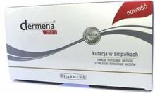 Pharmena DERMENA kuracja przeciw wypadaniu włosów 15szt.