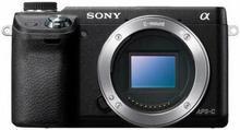 Sony NEX-6 body czarny
