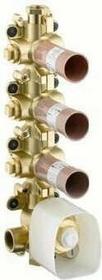 Hansgrohe Starck ShowerCollection Zestaw podtynkowy do modułu z termostatem DN20 10750180