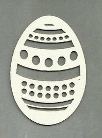 EKO-DECO Jajko z Kartonu na Wielkanoc- SK265