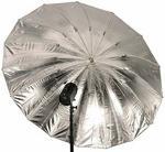 Fomei Terronic parasolka odbijajaca Basic T-185 cm srebrna