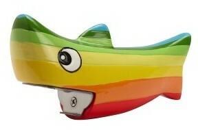 Otwieracz do puszek, tęczowy rekin DD-800101