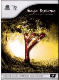 Illuminatio Magia runiczna DVD - Alla Alicja Chrzanowska 9788362476336