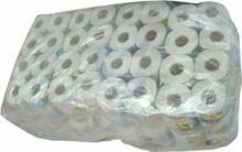 KACZORY Papier toaletowy szary z bwolutą 64 szt.