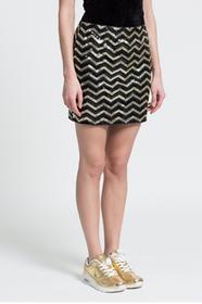 Vero Moda Spódnica 10165220 czarny