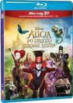 Alicja po drugiej stronie lustra 3D Blu-Ray) James Bobin