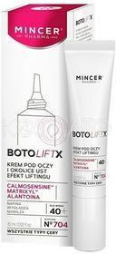 Mincer Pharma Botoliftx Lifting krem pod oczy i na okolice ust 40+, 15 ml