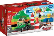 LEGO Duplo SAMOLOTY – RIPSLINGER I WYŚCIG POWIETRZNY 10510