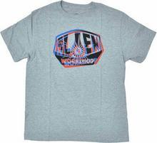 Alien Workshop koszulka - Og Shift Youth Hthr Gray (SEDA)