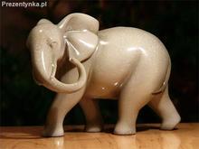 Veronese Duży granitowy słoń
