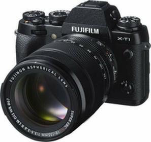 FujiX-T1 + 18-135 kit czarny