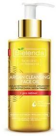 Bielenda Uszlachetniony olejek arganowy do oczyszczania twarzy pro retinol 140ml Bielenda