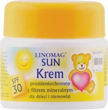 Ziołolek Linomag SUN krem dla dzieci SPF30+ 50ml