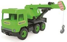 Wader Middle Truck dźwig zielony
