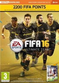 EA Games FIFA 16 - 2200 punktów