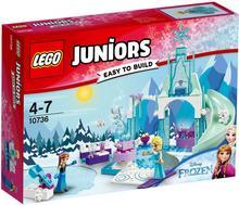 LEGO Plac zabaw Anny i Elsy z Krainy Lodu 10736