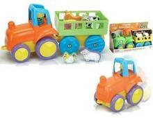 Anek Traktor Farma przyczepa