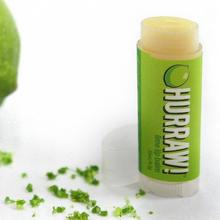 Hurraw - Limetka 4,3 balsam do ust