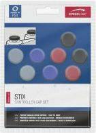 Speed Link Nakładki na Gałki Analogowe do GamePada Stix (8 szt, 4 Kolory, dla PS4