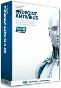 Eset Endpoint Antivirus NOD32 Client (10 stan. / 1 rok) - Nowa licencja