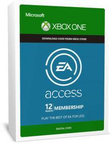 Xbox One EA Access 12 miesięcy subskrypcja - Darmowa dostawa, Natychmiastowa wysyłka, Szybkie płatności