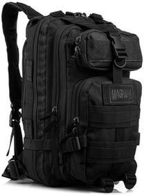 Magnum trekkingowy militarno-survivalowy Fox 25 l czarny