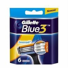 Gillette BLUE3 WKŁADY 6 SZT) 037216